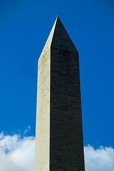 Washington Monument 1 by John Gusky
