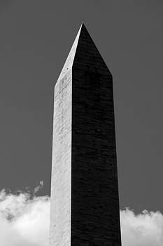 Washington Monument 2 by John Gusky