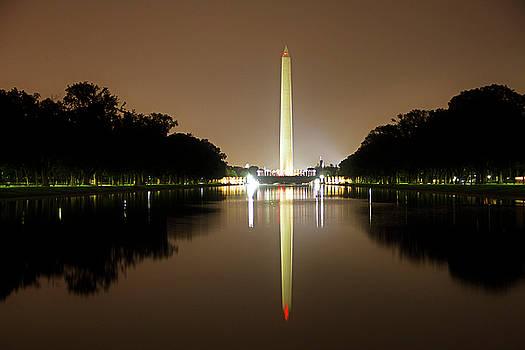 Washington Monument by Newman Artography