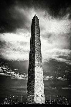 Washington Monumentt by Paul Seymour