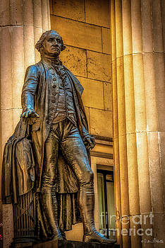 Julian Starks - Washington Statue - Federal Hall #2