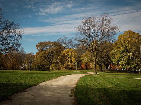 Washington Walkway by Kimberly Mackowski