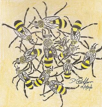 Wasps by Darryl Redfern