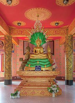 Wat Pak Thang Phra That Chedi Interior DTHCM2155 by Gerry Gantt