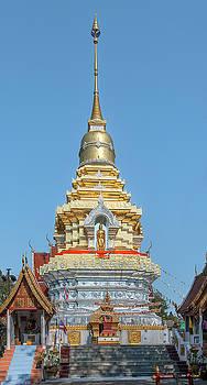 Wat Phra That Doi Saket Phra That Chedi DTHCM2166 by Gerry Gantt