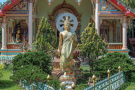 Wat Thung Luang Phra Wihan Standing Buddha Image DTHCM2108 by Gerry Gantt