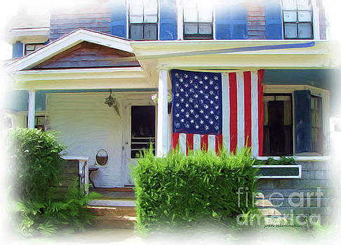 Watch Hill RI Cottage by Joan Hartenstein