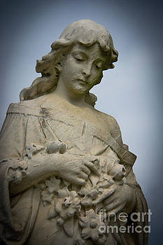 Watching Statue by Lisa L Silva