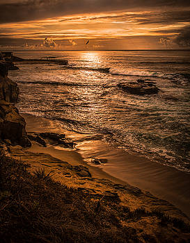 Rick Strobaugh - Watching the Sunset