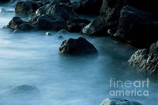 Charmian Vistaunet - Water around Rocks - Hawaii