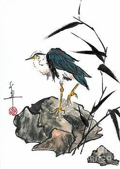 LINDA SMITH - Water Bird