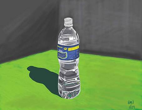 Water Bottle by Bryan Ory