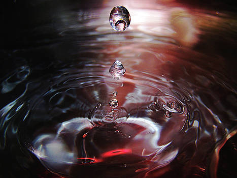 Water Close Up by Adam LeCroy