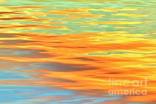Water Colors 3 by Kelly Nowak