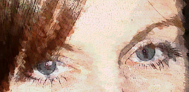 Water Colour Eyes by Joanne Seath