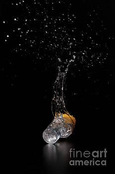 Water Crash by Leonardo Fanini