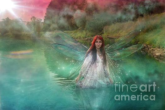 Water Fairy by Angel Ciesniarska