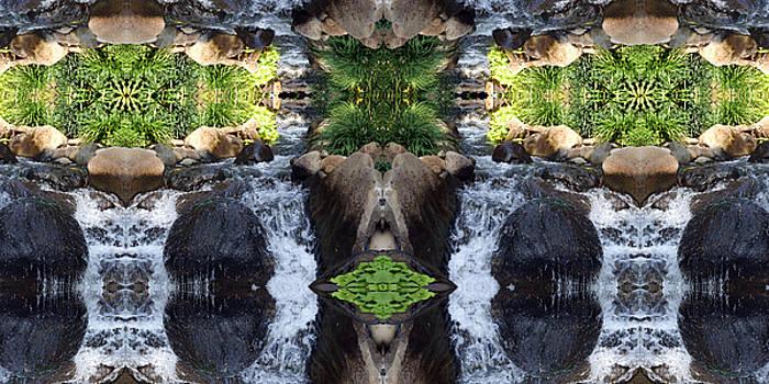 Water Falls by Keri Renee