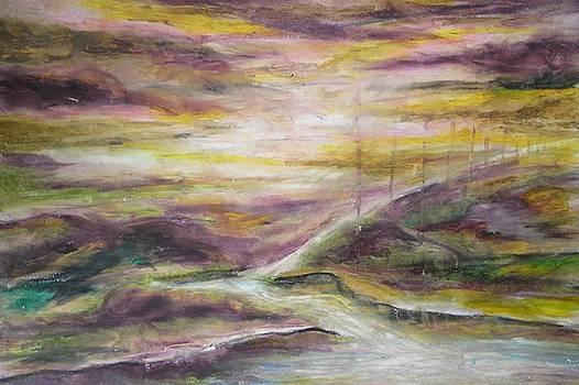 Water flows 2 by Rushan Ruzaick
