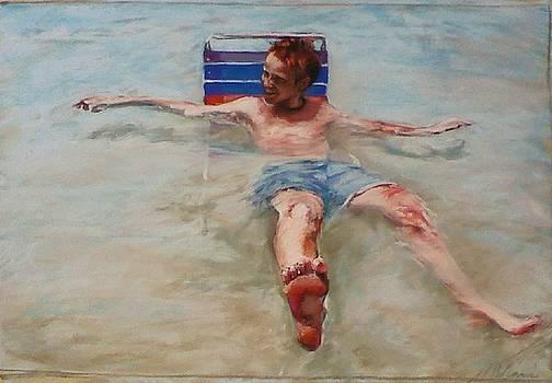 Water Flying by Michelle Winnie
