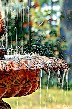 Water Fountain by Pennie McCracken