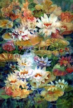 Water Garden II by Ann Nicholson
