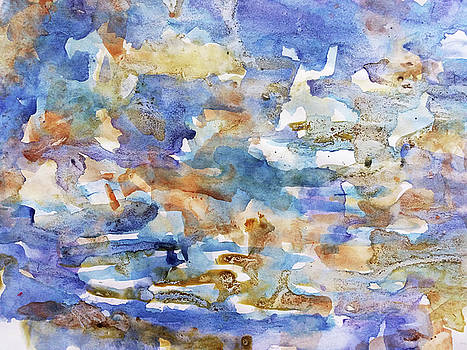 Water I by Ingela Lindgren