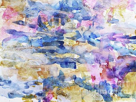 Water II by Ingela Lindgren