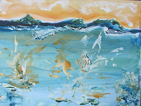 Water in game by Vlado Katkic