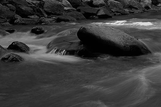 Water In Motion by Paki O'Meara