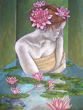 Water Lily by Allison Hill