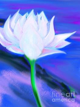 Water lily by ElsaDe Paintings