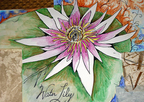 Water Lily by Jo Anna McGinnis