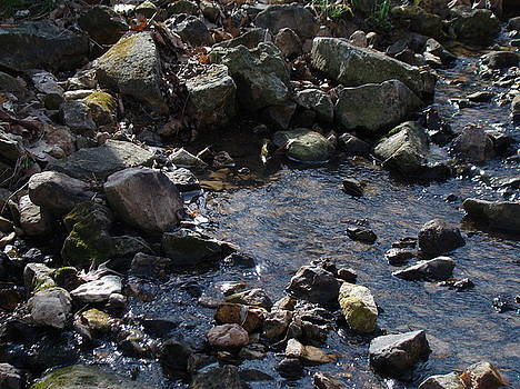 Water Music 2 by Martin Bellmann