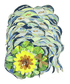 Water of Life - Lily-pond-waters by Sue Trickey