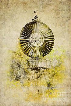 Heiko Koehrer-Wagner - Water-Pumping Windmill