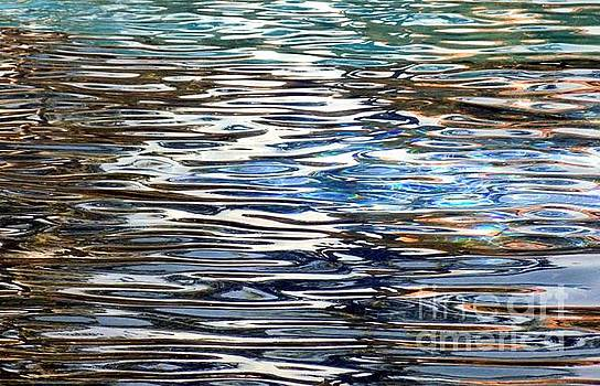 Water Reflections by Mike O'Hagan