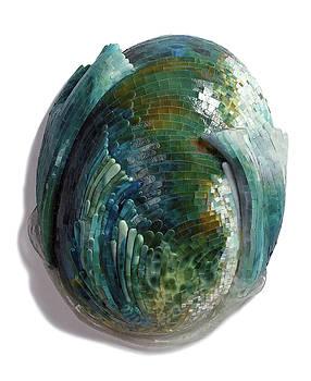 Water Ring II by Mia Tavonatti