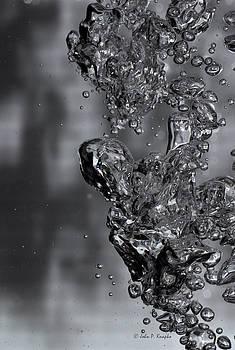 Water Sculpture 003 by John Knapko
