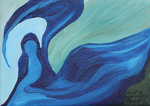 Water Spirit by Annette M Stevenson