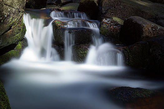 Water Stair - Long Exposure version by Andreas Levi