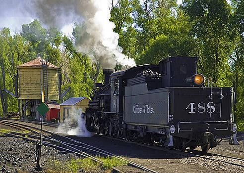 Tim Mulina - Water Tank and Steam Engine