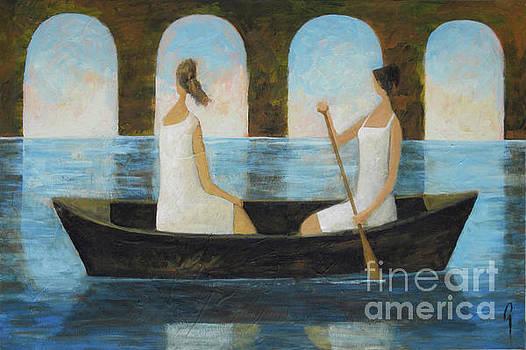 Water Under The Bridge by Glenn Quist
