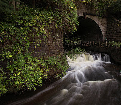 Water Under the Bridge by Kelly Lucero