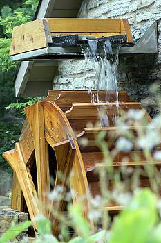 Water Wheel by Edward Congdon