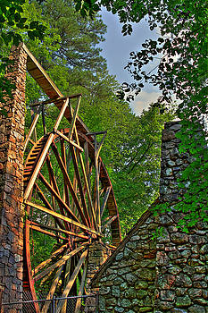 Jason Blalock - Water Wheel in HDR