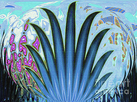 Water World Botanical by Ann Johndro-Collins