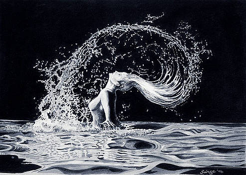 Waterbaby by Richard Savage