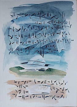 Watercolor 03   by Giovanna Mancuso