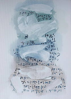 Watercolor 05  by Giovanna Mancuso